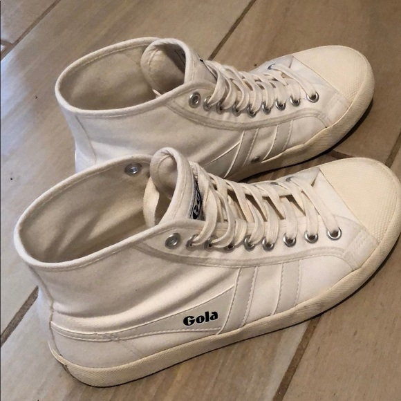 7299dd6c10d Gola Shoes - Golafor j crew high top sneakers